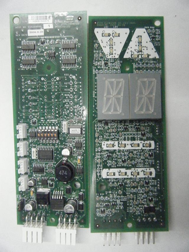 奥的斯otis电梯配件-上海奥奇电子科技